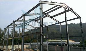 鐵皮屋 鋼構工程 鋼骨結構