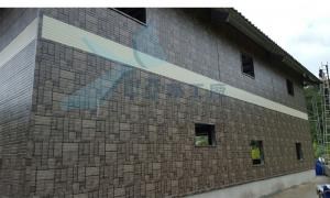 中亞鐵工廠 Tekla Structures 3D 鐵皮屋 鋼構工程 鋼骨結構